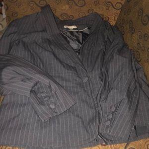 Merona, dress blazer, 22W